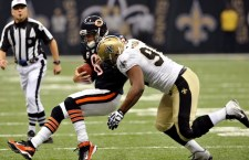 Cameron Jordan mod Chicago Bears.