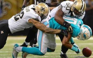 Kenny Vaccaro, Curtis Lofton