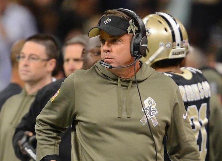 Vil Sean Payton forlade New Orleans Saints?