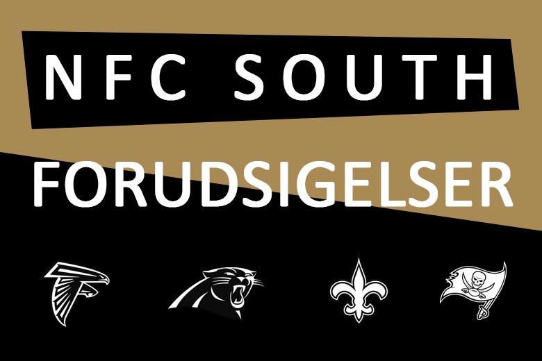 Week 9: NFC South forudsigelser