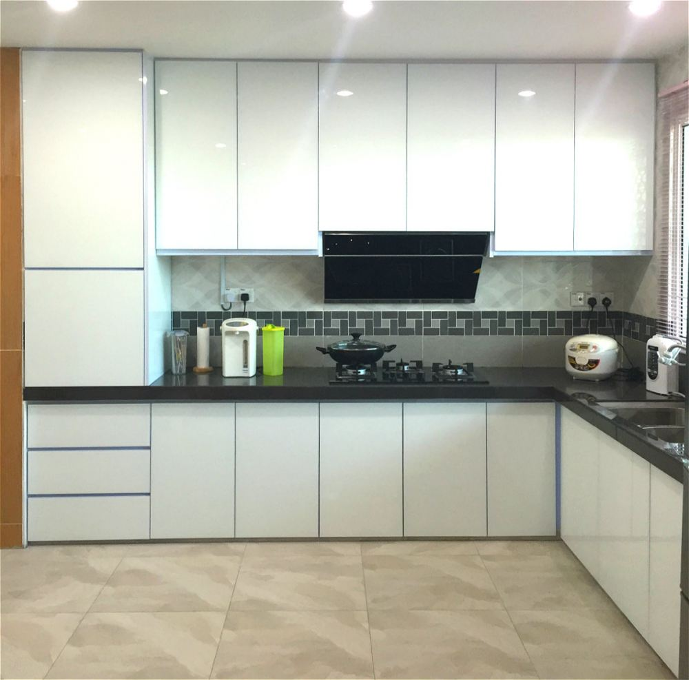 Selangor Aluminium Kitchen Cabinet 4g 5g 4g 5g Kitchen: Aluminium Bathroom Cabinet