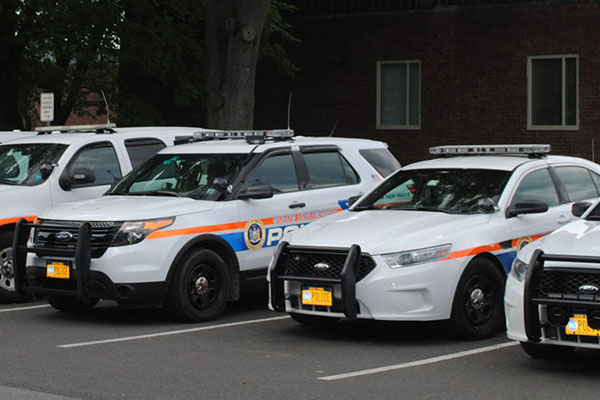 SUNY New Paltz - University Police - Nys University Police