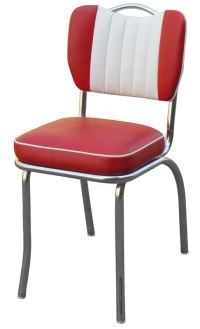 Diner Chair - 4260T | Handle Back Chair with Contrasting ...