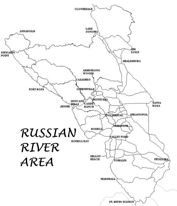 russian-river-roads