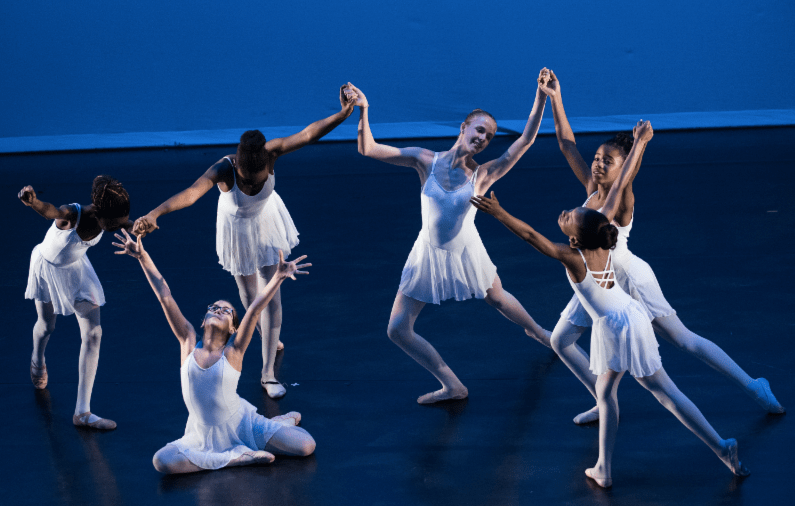 Dancewave's December Curtain Call