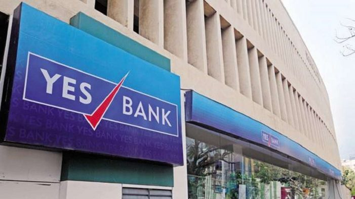 Yes Bank shares crack 15% after Q2 results