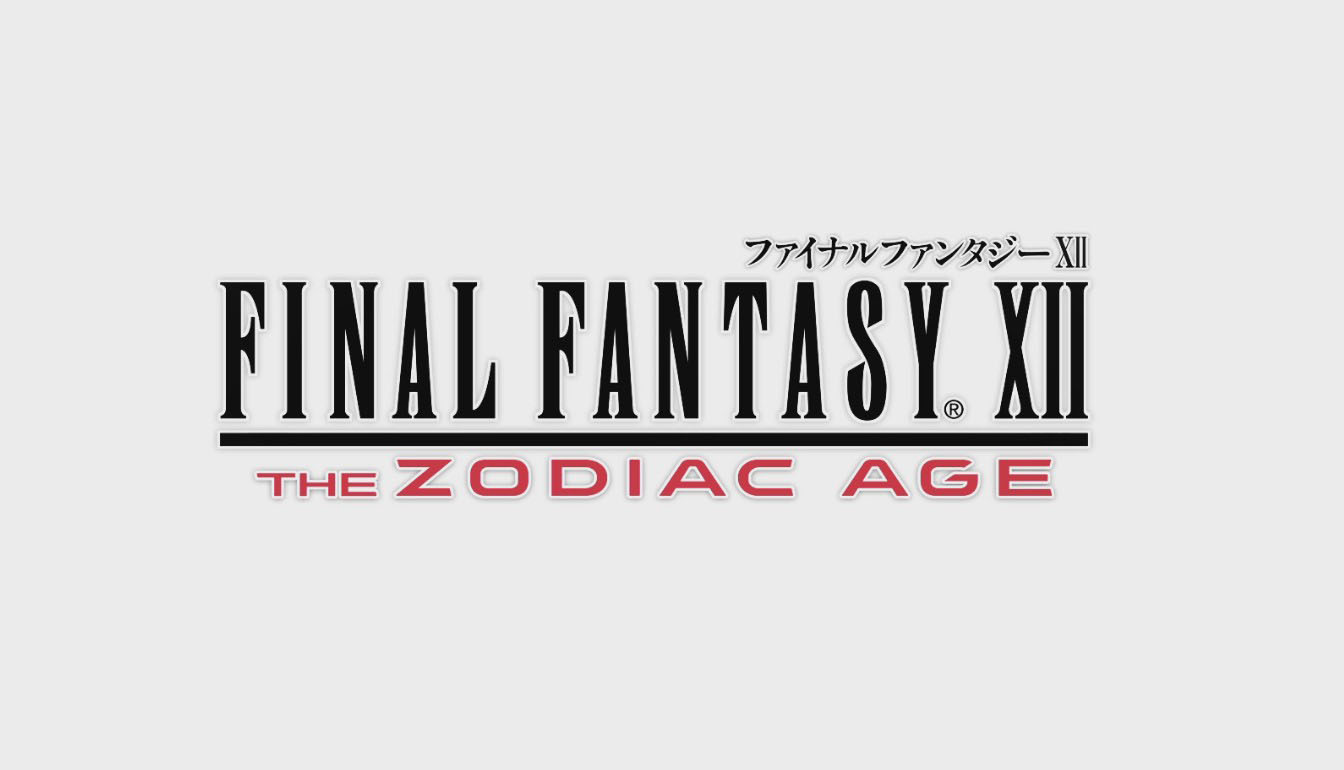 Final Fantasy XII: The Zodiac Age arriverà su PS4 nel 2017""