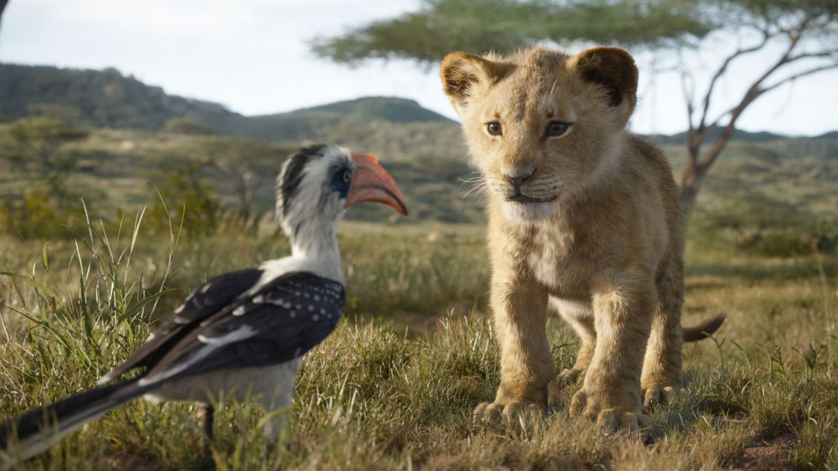 the lion king 2019 full movie release date