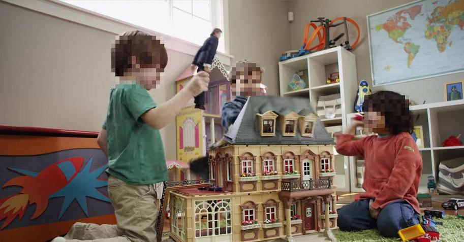 "Ted Cruz Commercial Tries to Exploit Children for ""World Domination"" Again"