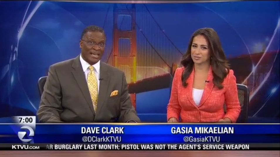 Pin by Dale Parenzin on Gasia Mikaelian (KTVU FOX News - Event Program