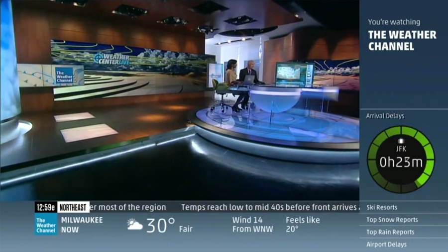twc the weather channel live streaming