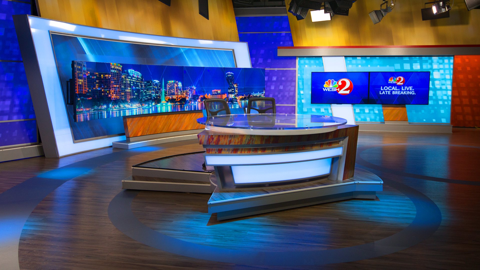 D Wallpaper Wesh 2 News Studio Design Gallery