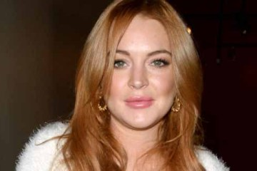 linsday lohan 2 broke girls