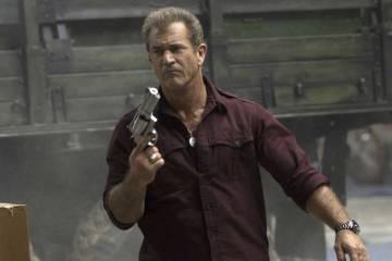 Mel Gibson Marvel