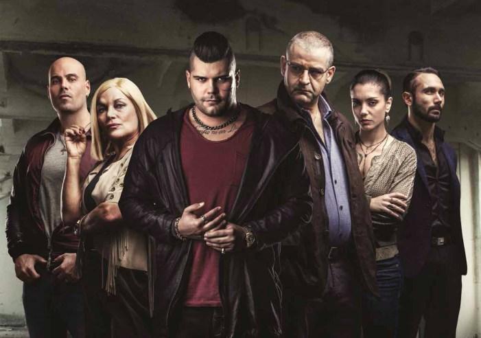 Il cast di Gomorra La Serie al Giffoni Film Festival