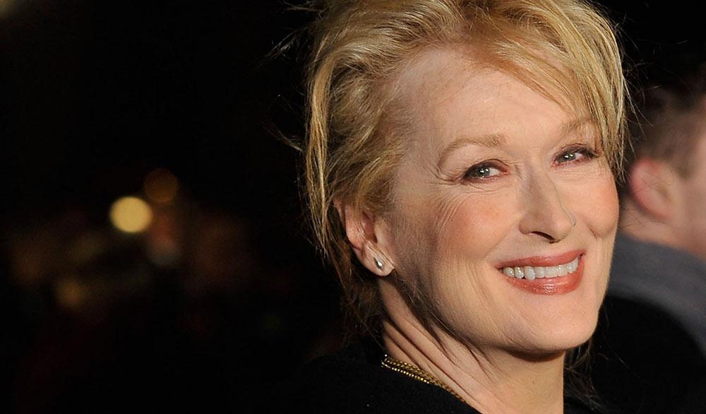 """Meryl Streep illumina la Festa del Cinema di Roma 2016: """"Grazie a me le attrici lavorano anche dopo i 40"""""""