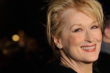 Meryl Streep festa del cinema Roma