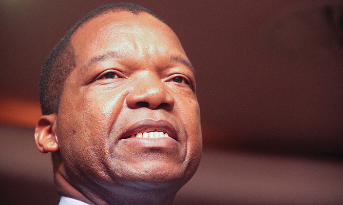 Reserve-Bank-Governor-John-Mangudya-speaking-at-the-Monetory-Policy-at-Reserve-Bank-Of-Zimbabwe-yesterday