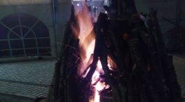 Colli a Volturno: tradizione rispettata, Sant'Antonio Abate onorato. Il fuoco 2017 di buon auspicio per la popolazione. Successo per Forza Giovane.