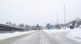 Emergenza neve: la Prefettura di Isernia organizza il piano in vista delle future nevicate. In caso di criticità i mezzi pesanti verranno fermati.