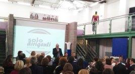 Solo Dirigenti, la nuova associazione della scuola per migliorarla. Presente alla prima riunione anche Ilaria Lecci.