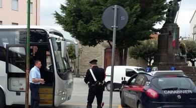 controlli carabinieri evidenza web autobus