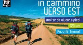 """Pozzilli: """"In Cammino verso Est"""", domani la presentazione ufficiale della marcia a piedi fino a Termoli."""