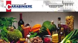 """Isernia: I Consigli dell'Arma ai consumatori sul cibo di qualità nella rivista """"Il Carabiniere""""."""