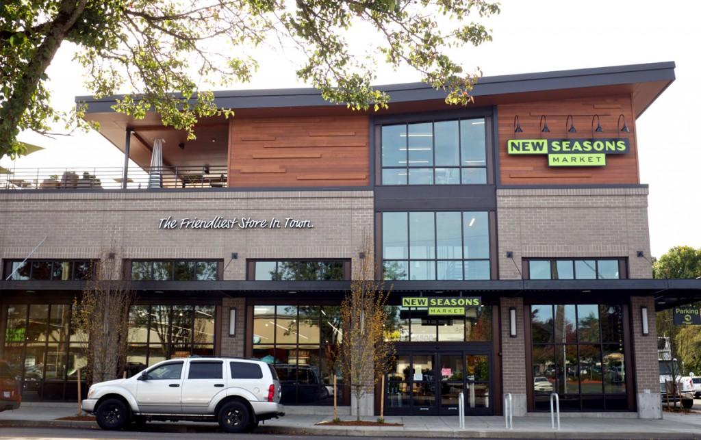 Grocery Store Woodstock Portland, OR New Seasons Market