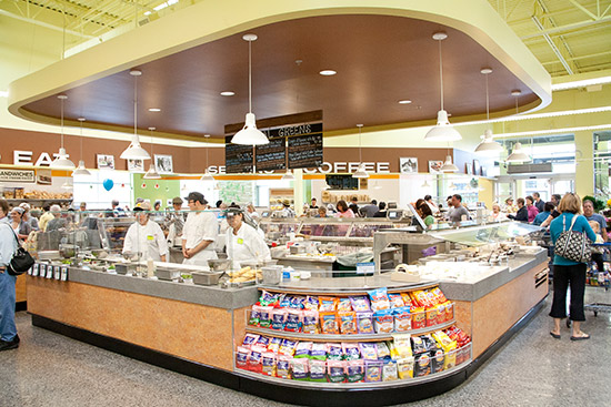 Grocery Store Progress Ridge Beaverton, OR New Seasons Market
