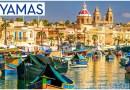 Διαγωνισμός: Κέρδισε 4ήμερο ταξίδι στη Μάλτα για 2 άτομα, από τη YAMAS drinks