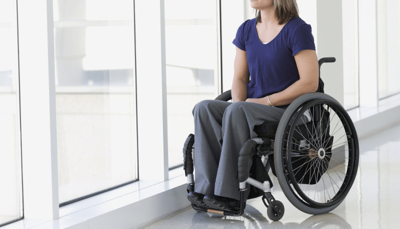 disabled-woman