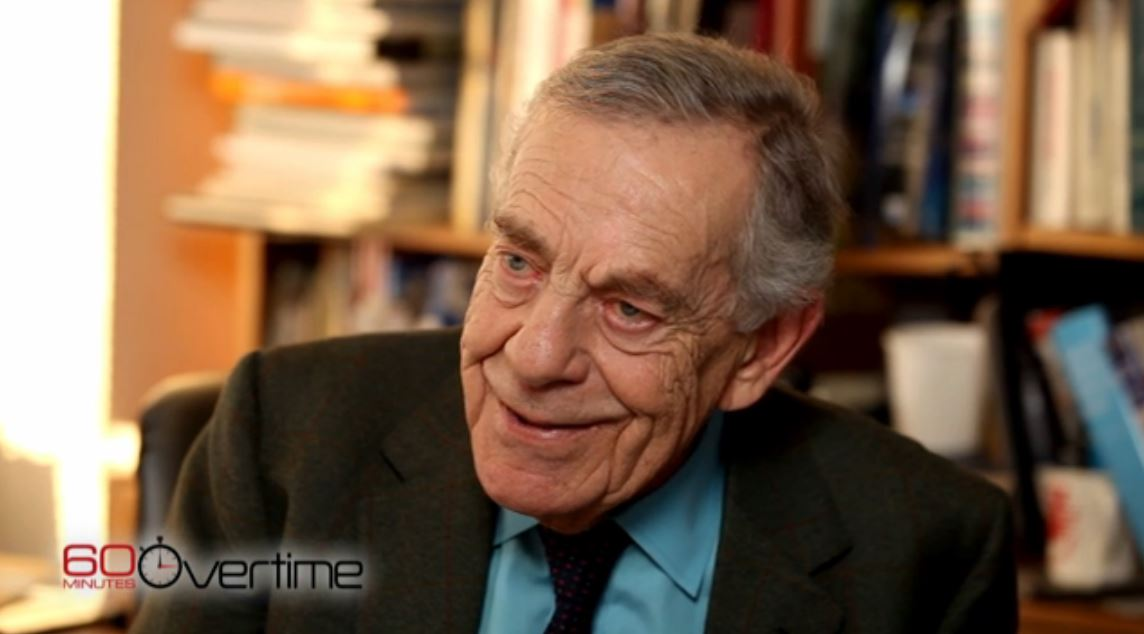 Morley Safer: One of the greats