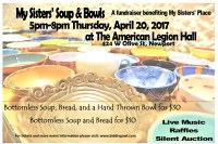 My Sisters Place Fundraiser!!  News Lincoln County