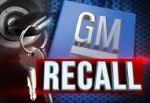 GM began the recall