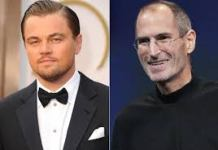Leonardo DiCaprio to play Steve Jobs in the new film