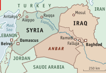 iraq and syria