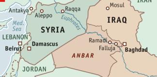 iraq and syria