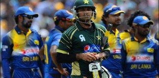 pakistan sri lanka cricket odi