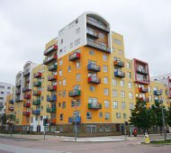 Greenwich-Millennium-Village,-London