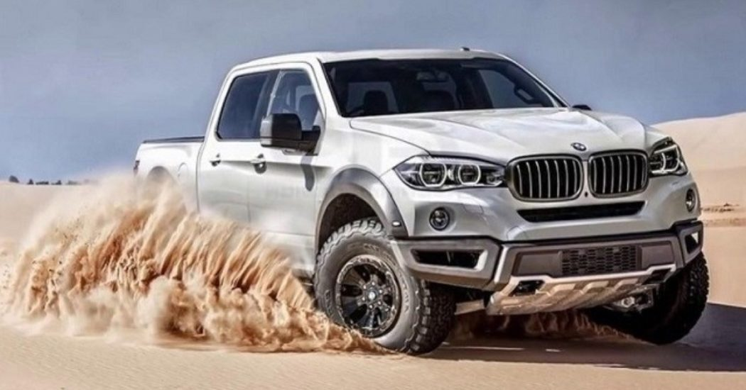 2019 bmw truck pictures