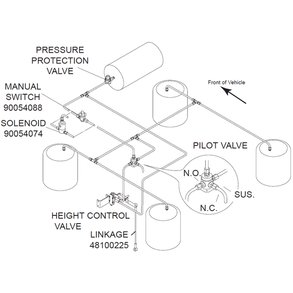 2006 envoy air bag schematic
