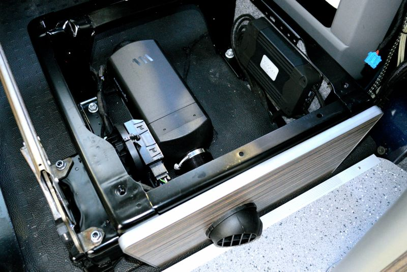 Eberspacher Airtronic Air Heating New Wave Custom