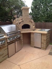 Fire Pits, Outdoor Kitchens, Pergolas - New Wave Pools Austin