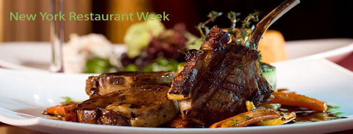 Winter Restaurant Week New York 2014