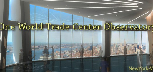 One World Trade Center Observatory Deck in NYC is now open