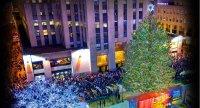 Rockefeller Center Christmas Tree Lighting   New York by Rail