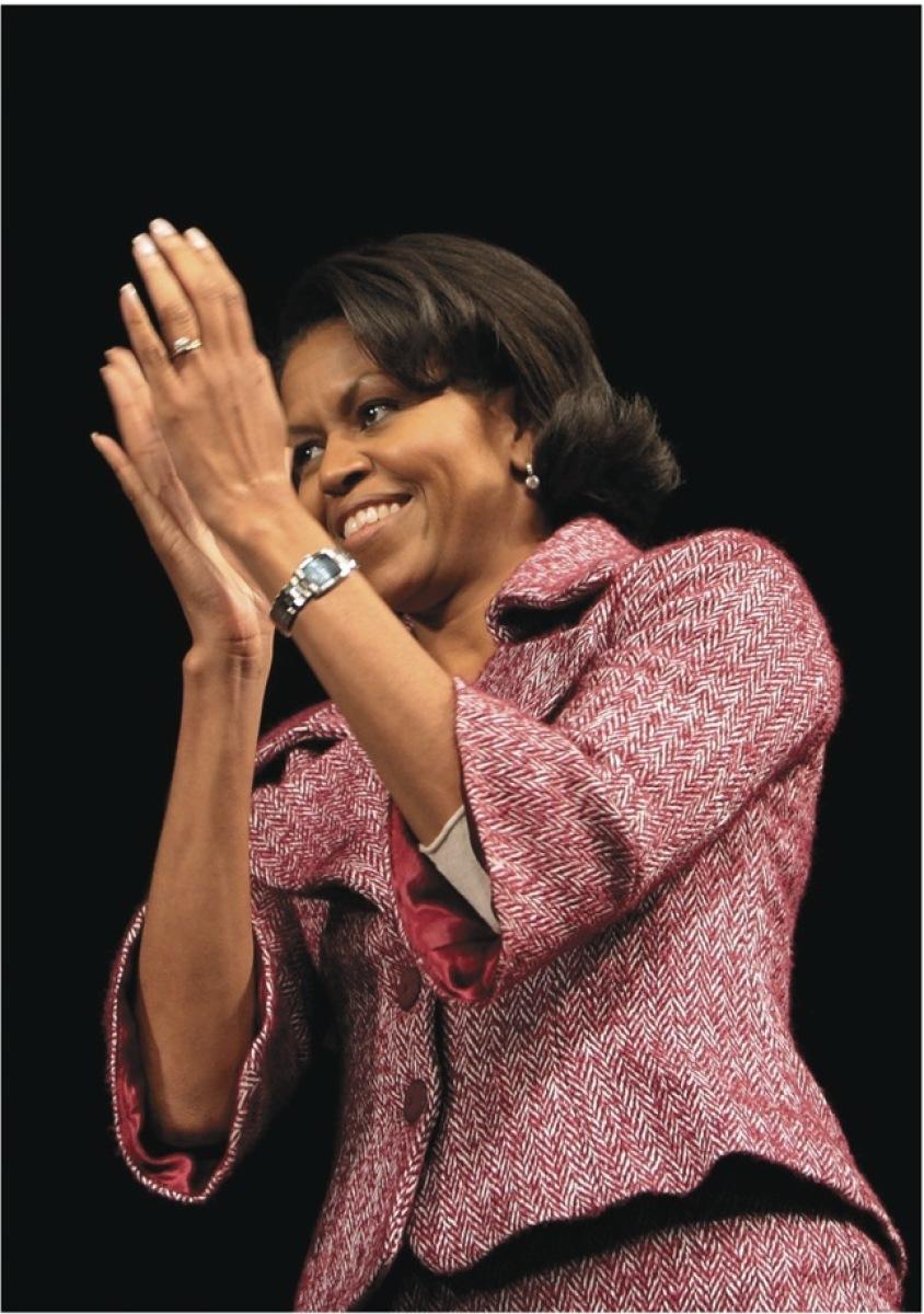 Michelle obama princeton thesis