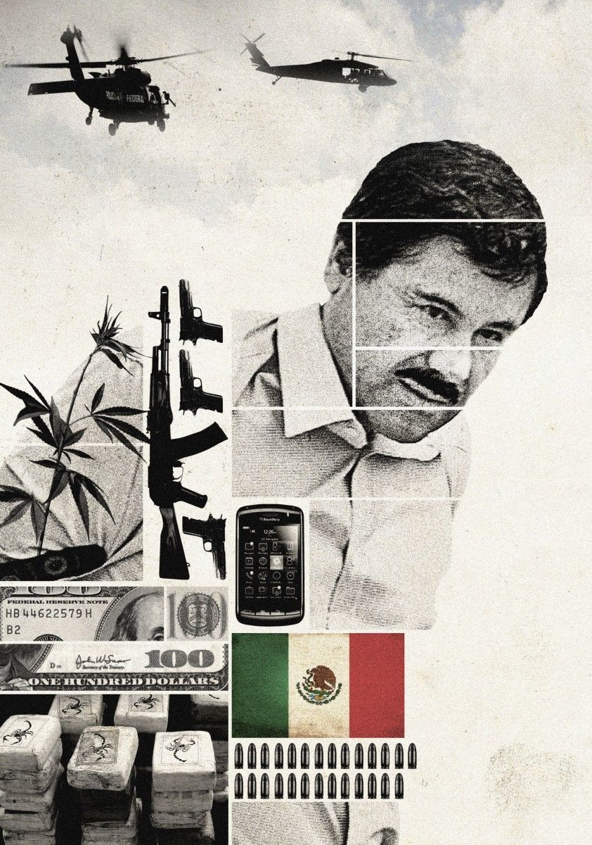Trump For President Iphone Wallpaper The Last Time El Chapo Was Captured The New Yorker