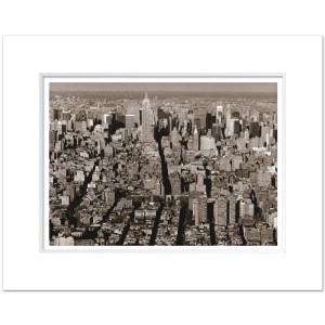 Midtown Manhattan New York Art Print CSS001 MW1620
